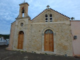 Kirche von-St.-Vlassios-Kreta Griechenland