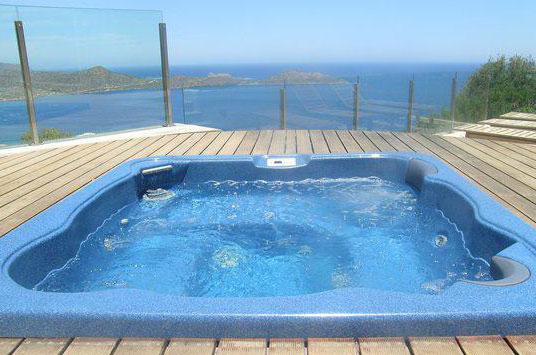 Whirlpool & Jacuzzi Luxus Apartments Kreta