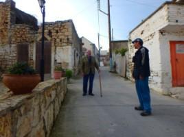 reisen nach Kreta im winter