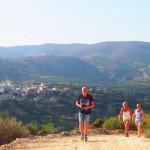 Sommer Temperaturen auf Kreta