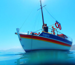 Boot Tour Kreta