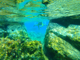 Schnorcheln in Kreta